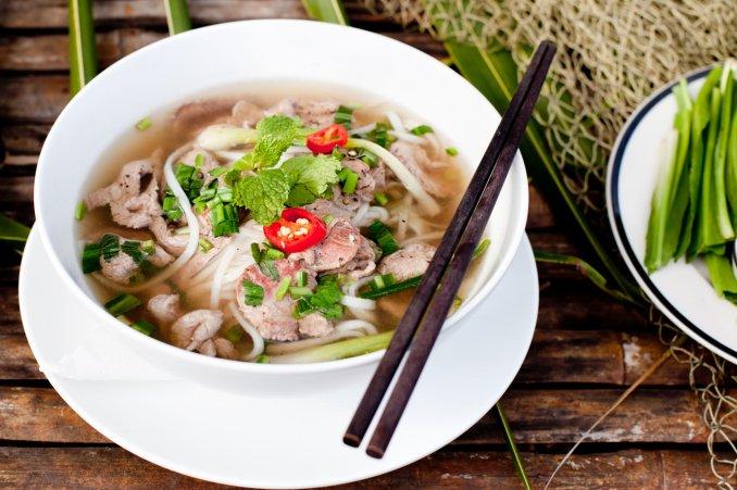 Vietnam Local Foods